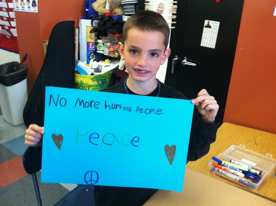 Martin Richard Killed Boston